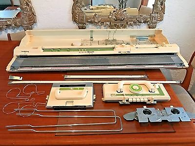 Brother knitting machine HK 881 standard complete set with accessories