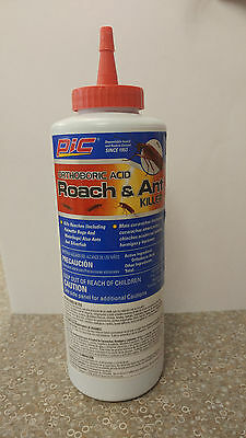 zap-a-roach Boric Acid Roach & Ant Killer,Insecticide,spider,powder 5 oz