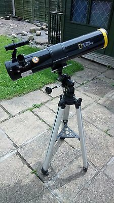 National Geographic 76/700 Reflector Telescope