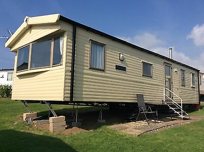 Haven Devon Cliffs Exmouth Private Family Deluxe Caravan 3 Bed Sleeps 8 **2017**