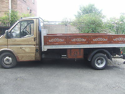 Ford Transit Twin Wheel Pickup
