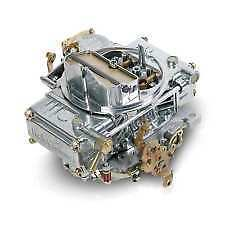 Holley 0-1850Sa 600 Cfm Aluminum Street Carburetors Model 4160 Manual Choke