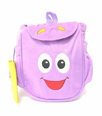 Dora the Explorer Dora Plush Mr. Backpack with Map New Style New