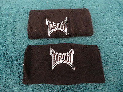 Tap Out Pro Real G Sweatband with Neodymium Magnet(1 pair black)
