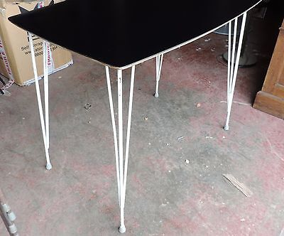 vintage retro formica plywood Kandya table 1950s 60s Heals frank Guille