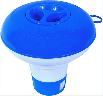Intex Chemical Floater - Swimming Pool Spa Hot Tub Cleaner Accessories 5 inch