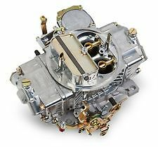 Holley 0-3310S 750CFM 4bbl Carb Manual Choke