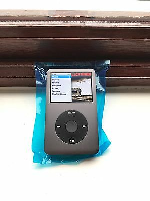 Apple iPod classic 7th Generation black 160GB - MINT condition