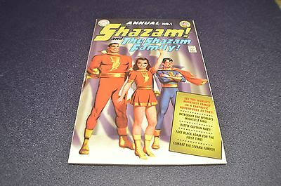 Shazam! and the Shazam Family! Annual #1 (Sep 2002, DC)