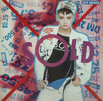 BOY GEORGE - Sold - LP