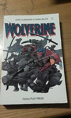 Wolverine speciale play press. .by Claremont e Miller
