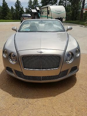 2012 Bentley Continental GT  2012 bentley continental gt