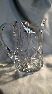Royal Brierley Ascot Pattern Small Pitcher with Ice Lip