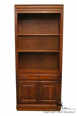HOOKER FURNITURE 34″ Cherry Bookcase Wall Unit 866-70-0146