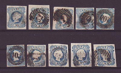 Portugal Lot classic stamps  z155