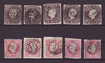 Portugal Lot classic stamps  z157