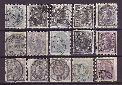 Portugal Lot classic stamps  z160