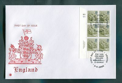 2005 Country Definitives : 4 X Cylinder Controls Blocks