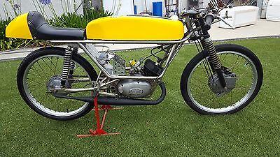 1968 Other Makes Vampire  Italjet Vampire 50cc production road racer motorcycle