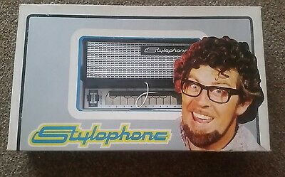 Genuine Vintage Rolf Harris Stylophone Boxed With Manual & Demo Record Dubreq