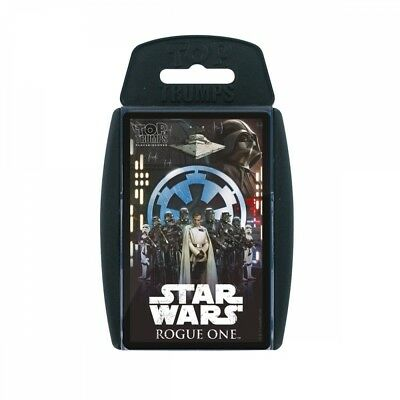 Star Wars Rogue One Top Trumps - Brand New!
