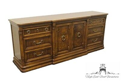 DREXEL HERITAGE Cameo Collection French Empire 79″ Chest Dresser 002-132