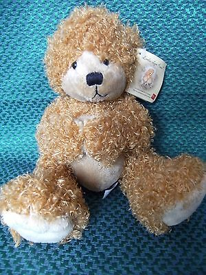 Rare Russ Berrie Little bear lost  Teddy 10'' approx with tag