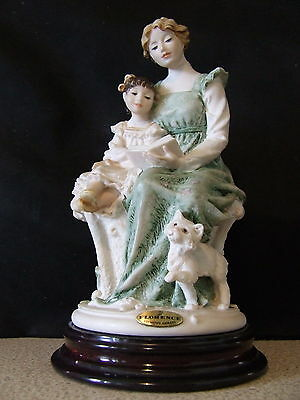 """Giuseppe Armani Figurine  """"Story Time"""" (1264C) -   Excellent condition"""