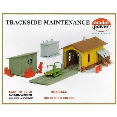 NEW Model Power Trackside Maintenance Kit HO 408
