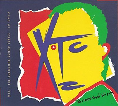 XTC - Drums and Wires [CDDVDA] [Remastered] [CD]