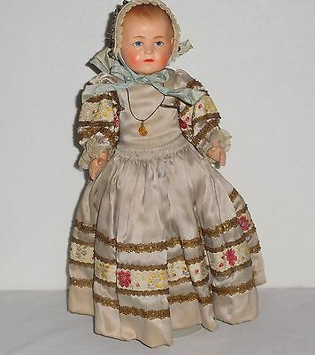 SNF in Diamond Celluloid French Baby Doll Societe Nobel Francaise France