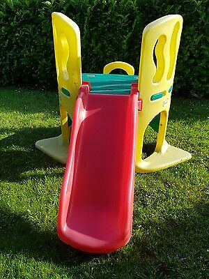 Little Tikes tykes Hide and Slide Climber climbing frame
