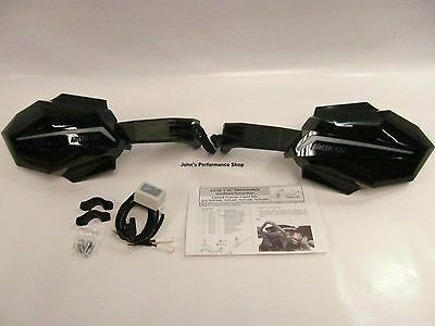 Arctic Cat Snowmobile Black LED Procross Hand Guard Lighted Kit  7639-770