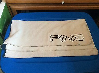 Ping Micro Fiber Golf Towel