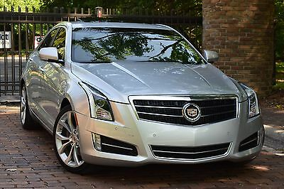 2014 Cadillac ATS PREMIUM-EDITION/SUNROOF/NAVIGATION/CAMERA 2014 Cadillac ATS Premium Edition Sedan 4-Door 3.6L / w all options!