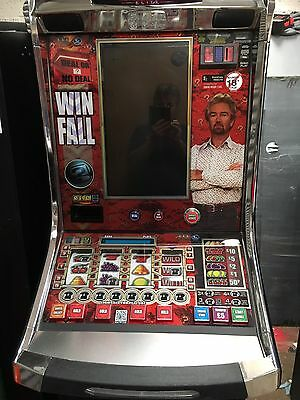 DEAL OR NO DEAL WINFALL £100 jackpot NEW NOTE RECYCLER FITTED can deliver