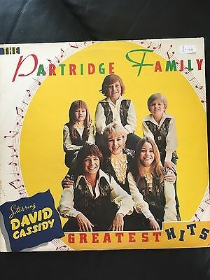 The Partridge Family(Vinyl LP)Greatest Hits-Bell-BELLS 227-UK-VG+/VG+