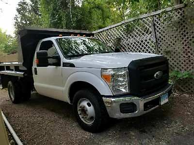 2011 Ford F-350 xlt 2011 Ford f350 dump truck. Great condition, lightly used, only 26000 miles