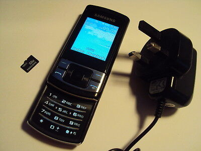 Kids Disabled Easy Elderly Senior Samsung C3050 Unlocked Mobile Phone+Charger