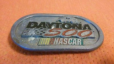 Daytona 500 NASCAR Belt Buckle By American Legends Foundry