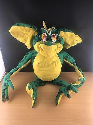 Gremlins Toy Daffy 1991 (Super Rare) Reversible Gremlins 2 New Batch Dvd
