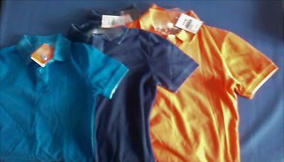 Joblot of 6 Boys Joe Fresh T-Shirts - Brand new with tags - Sizes 4-5,6-7 and 8