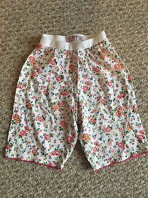 Cath Kidston Young Girls Cotton Floral Size 1-2 Years
