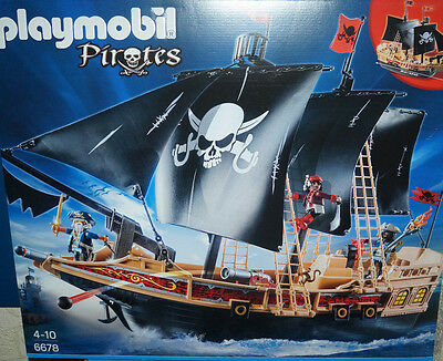 Playmobil 6678, Piraten Kampfschiff, Pirates, NEU & OVP