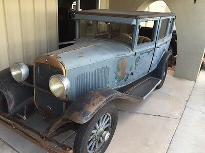 1928 Plymouth Other Q code 1928 Plymouth Q code, This car is all original, NO RUST OR CANCER,