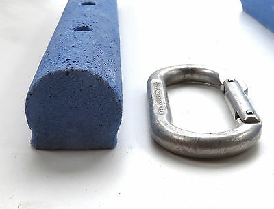 10 CAMPUS RUNGS Synrock screw-on Climbing Holds - pipes