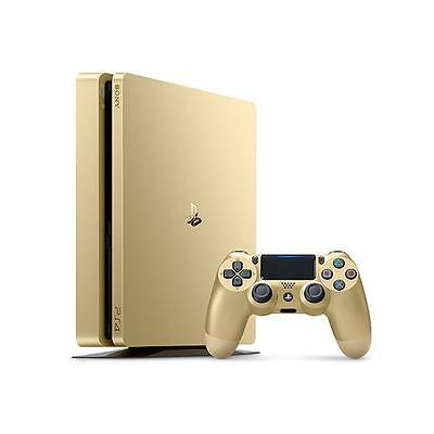 PlayStation 4 Slim 1TB Gaming Console - Gold