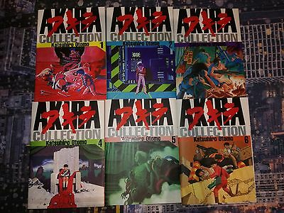 Akira Collection Completa 1-6