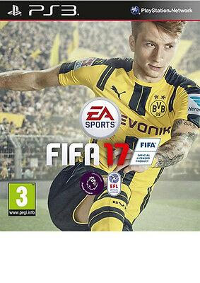 Fifa 17 Ps3 Brand New Fast Delivery!