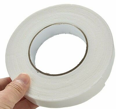 Self Adhesive Strong Double Sided White Foam Sticky Tape Padded,mounting Diy Car